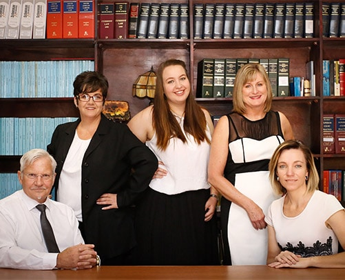 Picture of the SB Attorneys Team